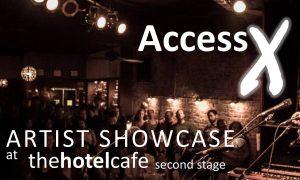 Hotel Cafe Saturday 7/28