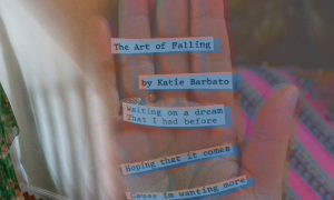 """Club Passim 8/31 and """"The Art of Falling"""" EP Release 9/8"""